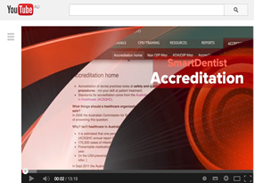 Accreditation introduction for dental practices ADA QIP
